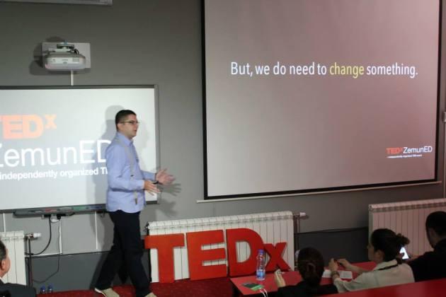 Ne volim školu jer volim da učim - Nikola Jovanović